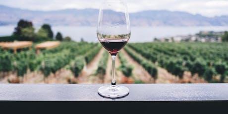 The Basics of Wine Tasting  tickets