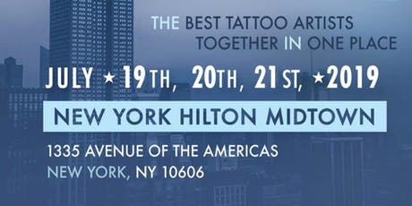 NY Empire State Tattoo Expo 2019 tickets