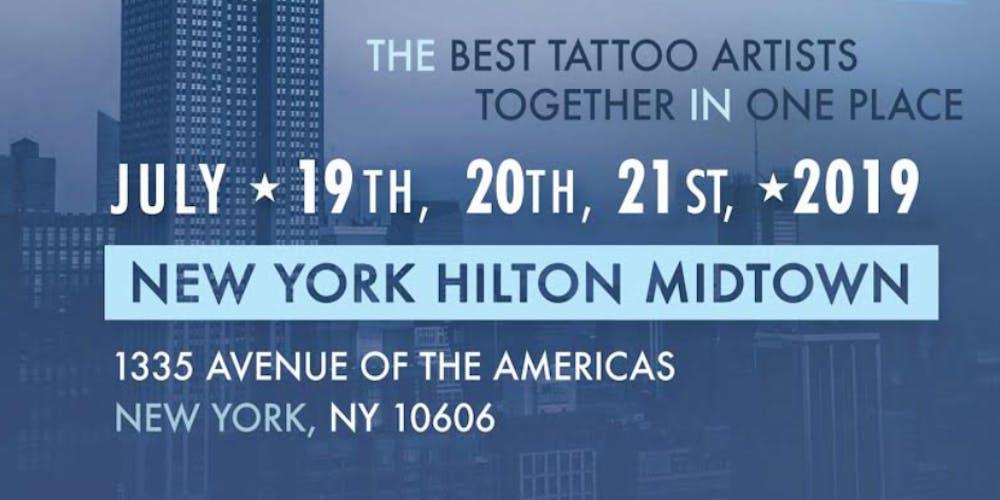3ab4ee6e1 NY Empire State Tattoo Expo 2019 Tickets, Fri, Jul 19, 2019 at 4:00 PM |  Eventbrite