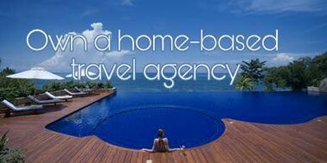 Home-based Travel Agency Ownership Opportunity-Huntsville, AL tickets
