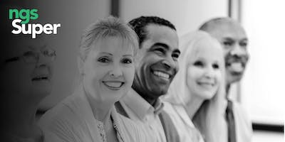 NGS Super Free Seminar - Planning for Retirement
