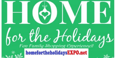 2019 3rd Annual Home For The Holidays EXPO -Cleveland, TN (Vendors NEEDED)