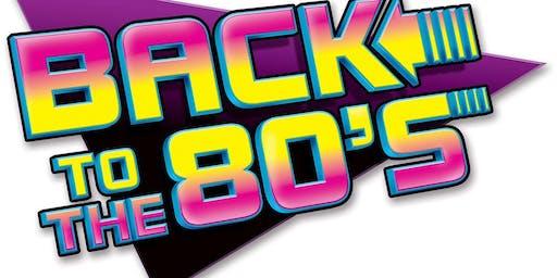 80's Glow Karaoke Kanvas & Kocktails Party