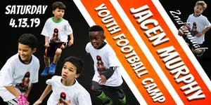 2nd Annual Jacen Murphy Youth Football Camp