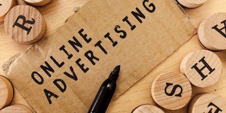 QLD - Be seen: Online advertising (Rockhampton) tickets