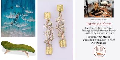 Intrinsic Form exhibition @ JahRoc Galleries Margaret River