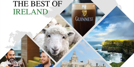 The Best of Ireland: A Luxury Group Tour