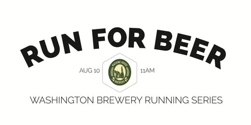 Beer Run - Machine House Brewery - Part of the 2019 WA Brewery Running Series