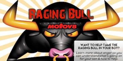 Raging Bull (Wangaratta) Understanding angry boys.