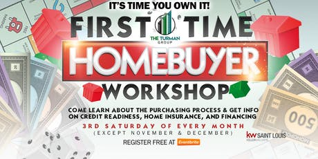 It's Time YOU Own It!-Homebuyer Workshop tickets