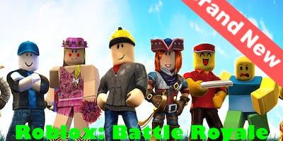 Roblox: Battle Royale - The Ponds High School