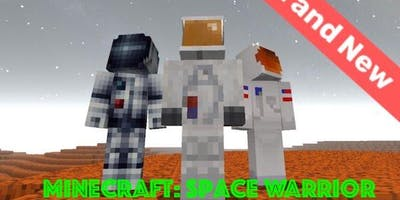 Minecraft Modding: Space Warrior - The Ponds High School