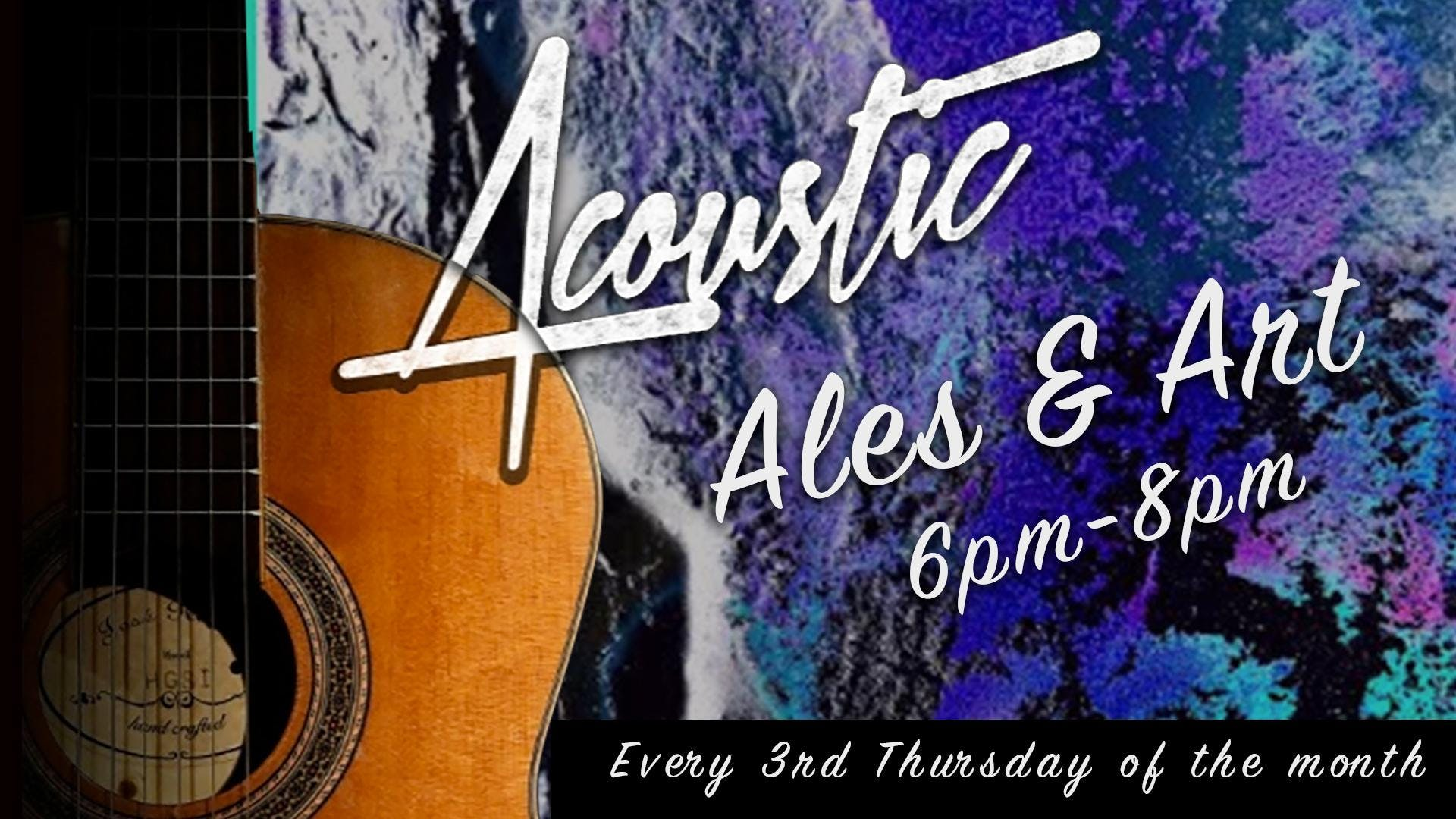 Acoustic, Ales & Art