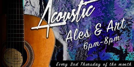 Acoustic, Ales & Art  tickets