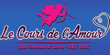 2020 Le Cours de l'Amour 5K/10K/1M tickets
