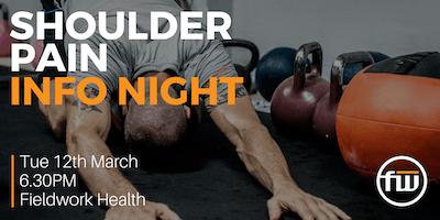Shoulder Pain Information Night