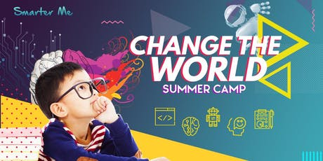 Change The World Innovation Holiday Camp (10-15 years) | Mon-Fri, 9:00AM-4:00PM tickets