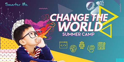Change The World Innovation Holiday Camp (10-15 years) | Mon-Fri, 10:00AM-5:00PM