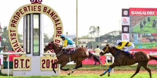 Kingfisher Ultra Derby Bangalore 2019 – Grade 1