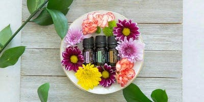 Natures Solutions for Empowered Health with doTerra Essential Oils