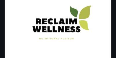 Reclaim wellness workshop