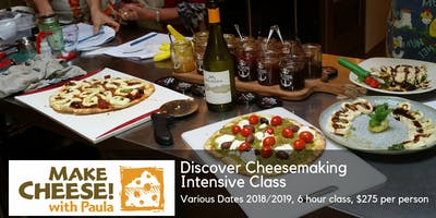 Discover Cheesemaking Intensive Class