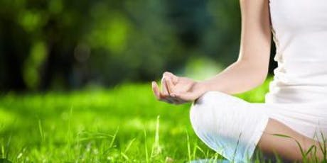 Meditation with Reiki - Seats are fully taken tickets