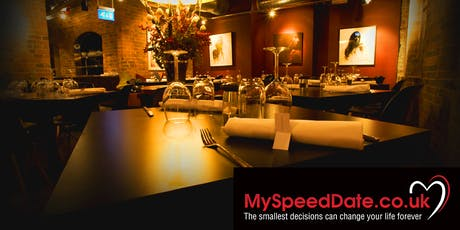 Speed Dating Birmingham ages 30-42 (guideline only) tickets