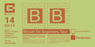 Bitcoin for Beginners Pordenone
