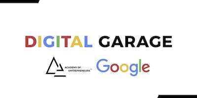 Digital Garage: Free Entrepreneurship & Digital Marketing Workshop at Google