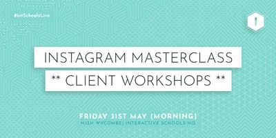 Instagram Masterclass (Client-Exclusive)
