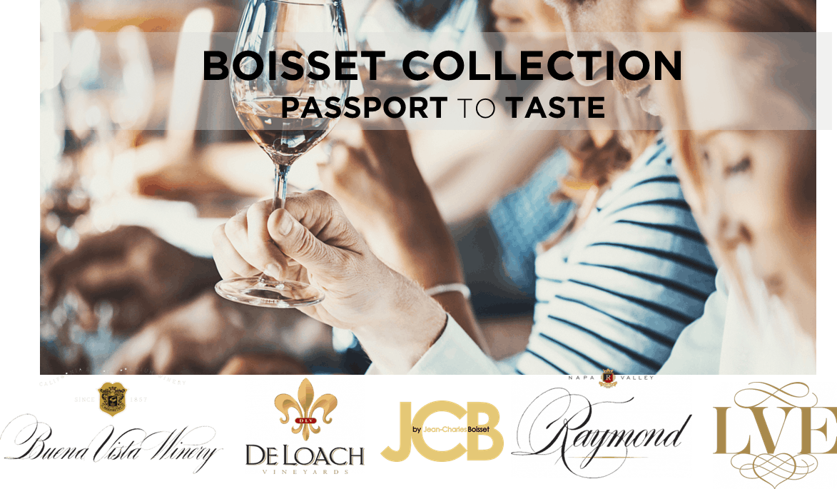 A Passport To Taste with Boisset Collection Wineries (SCOTTSDALE)