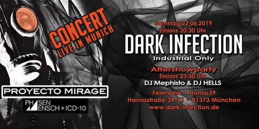 Dark Infection -Industrial only