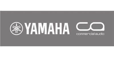 Yamaha Consoles training day/Journée d'entrainement Consoles Yamaha