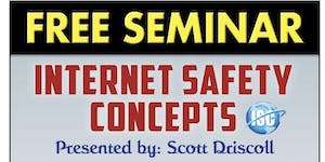 Internet Safety Concepts with Scott Driscoll