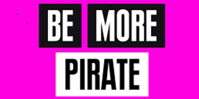 Be More Pirate Meet Up