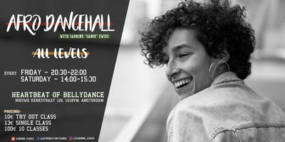 Afro Dancehall in Amsterdam!