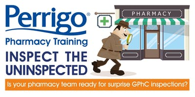 Pharmacy Training - Inspect The Uninspected