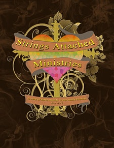 Strings Attached Ministries logo