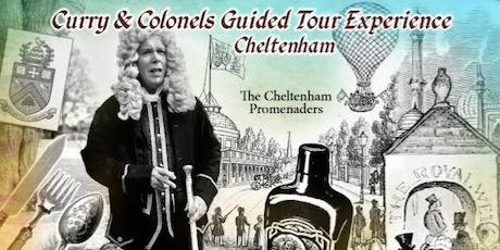 Curry and Colonels Guided Tour Experience tickets