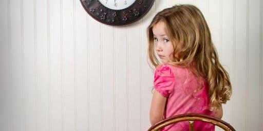 惊奇岁月™工作坊:积极管教:冷静独处:教孩子平静下来(time-out and calm down)(高阶课)