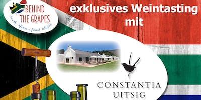 Südafrika Kiez Weinprobe im Rahmen der ProWein goes City