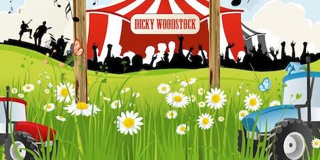 31e Dicky Woodstock Popfestival  tickets