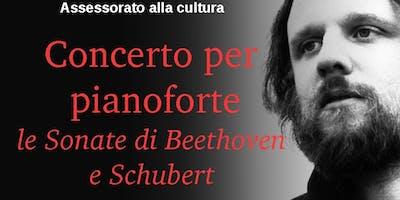 Recital pianistico di Giulio Andreetta