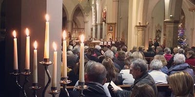 Carols by Candlelight at St Mary's