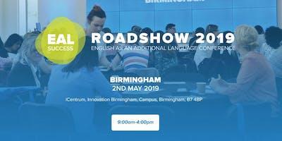 EAL Success Roadshow 2019 (Birmingham)