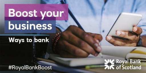 Drop In Clinic - #RoyalBankBoost #Funding