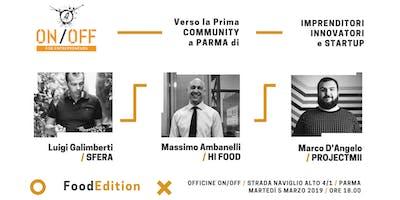 On/Off for Entrepreneurs: Luigi Galimberti e Massimo Ambanelli