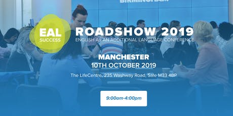 EAL Success Roadshow 2019 (Manchester) tickets