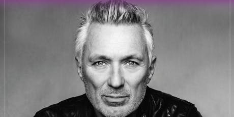 Martin Kemp at The Live Rooms | Chester tickets